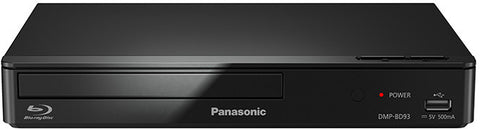 Panasonic Wifi Blu-ray Player