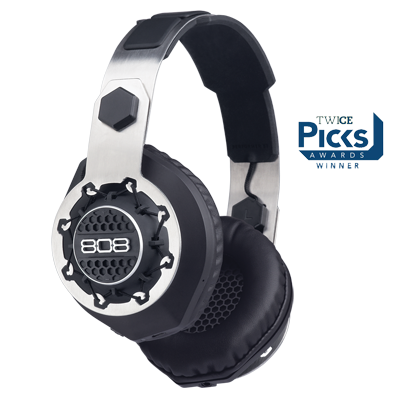 808 Audio Performer Bluetooth Headphones