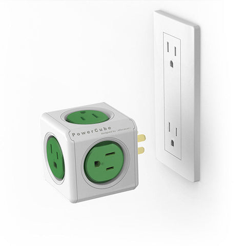 PowerCube 5 Outlet Surge Protector
