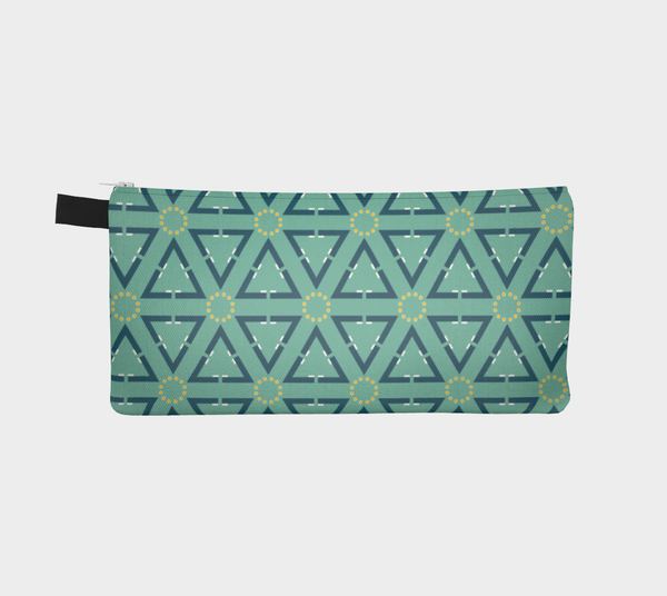 Wake Up & Be Awesome Pencil Case