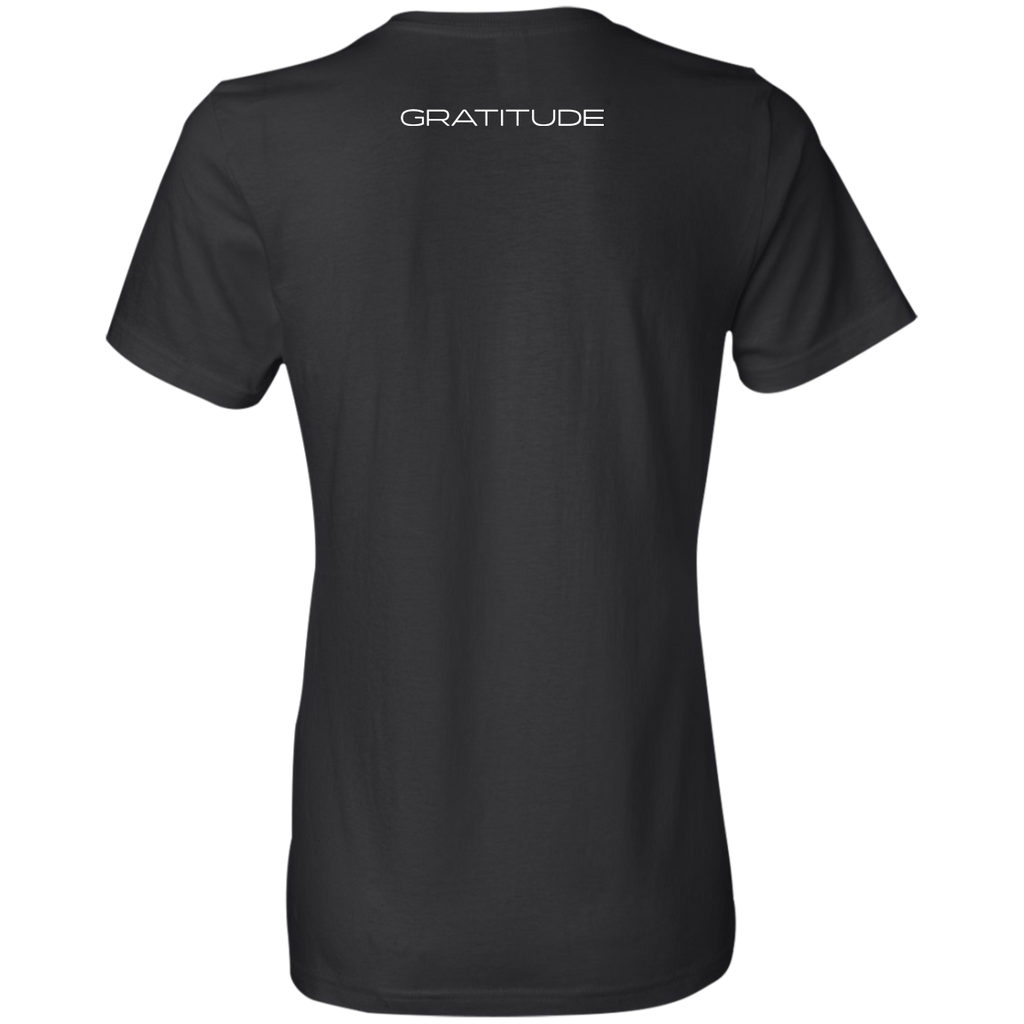 Joy & Gratitude Ladies Lightweight T-Shirt