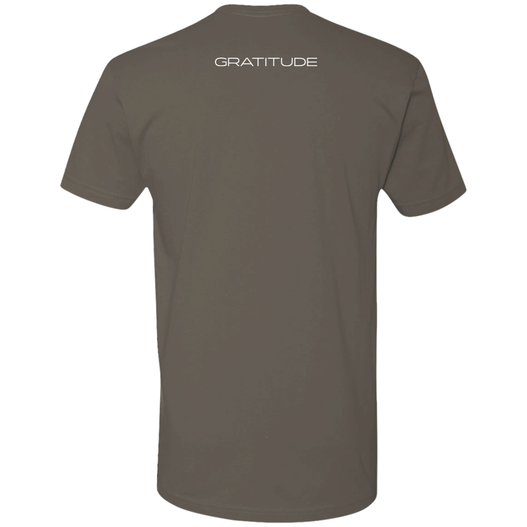 Joy & Gratitude Mens Premium Short Sleeve T-Shirt