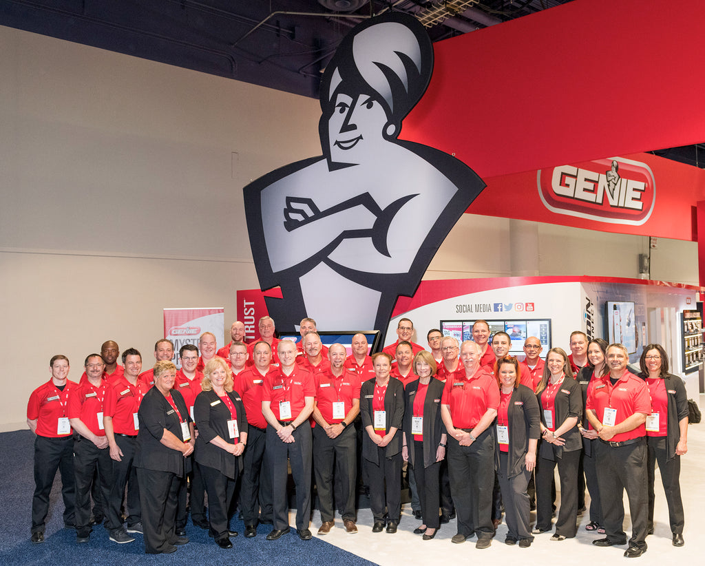 RECAP: Genie Booth 1207 at IDA Expo 2018