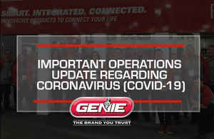 The Genie® Company COVID19 Operations Update