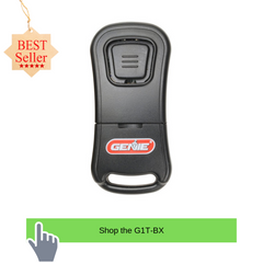Genie garage door opener remote comparison with the One Button G1T-BX best seller