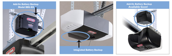Genie Battery Backup Systems For Your Garage Door Opener