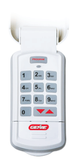 Genie GK-R keypad replaces the old style GWKP and GWK-IC
