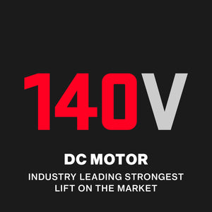 140V Motor - HPc - the strongest and fastest lift on the market for garage door openers