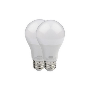 2 Pack Garage door opener rated LED light bulbs