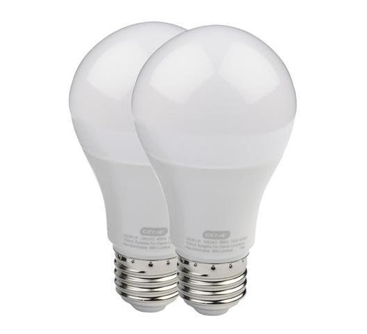 2-Pack LED Garage Door Opener Light Bulb