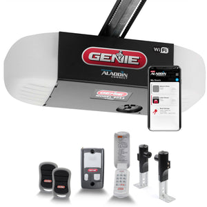 QuietLift Connect Smart garage door opener by Genie model 3053-TKV
