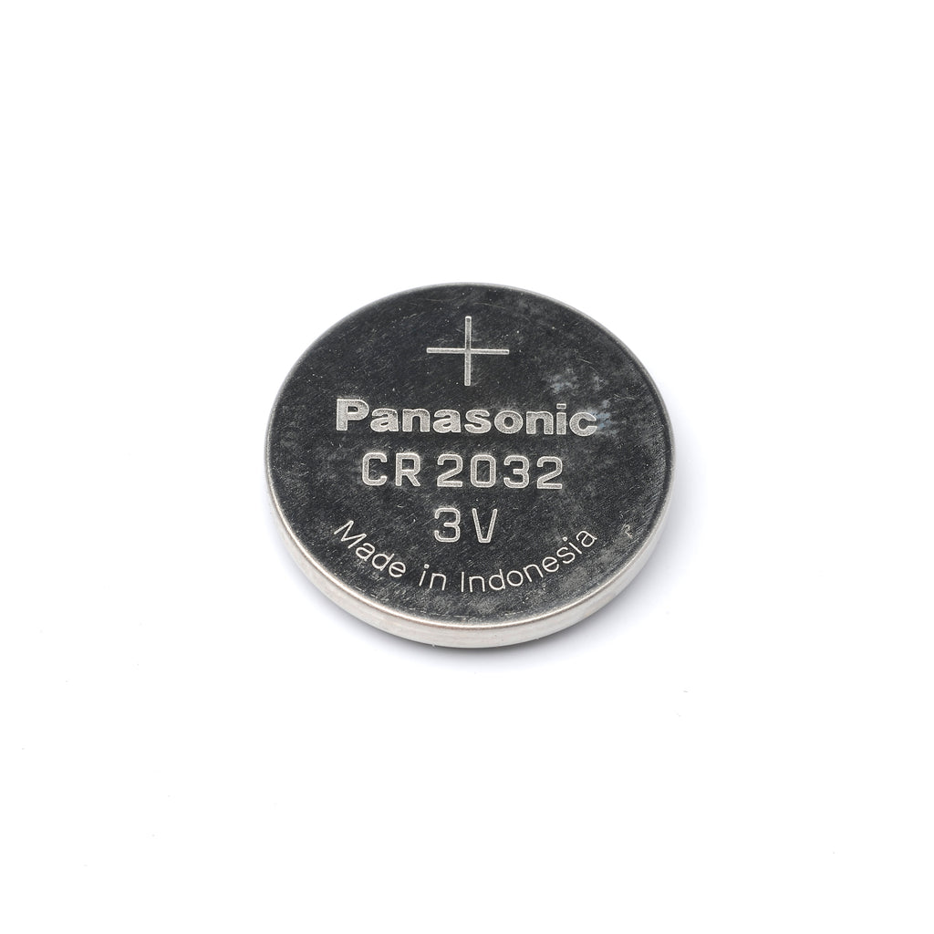 3V Lithium Coin Cell Battery (CR2032) replacement battery for garage door opener remotes