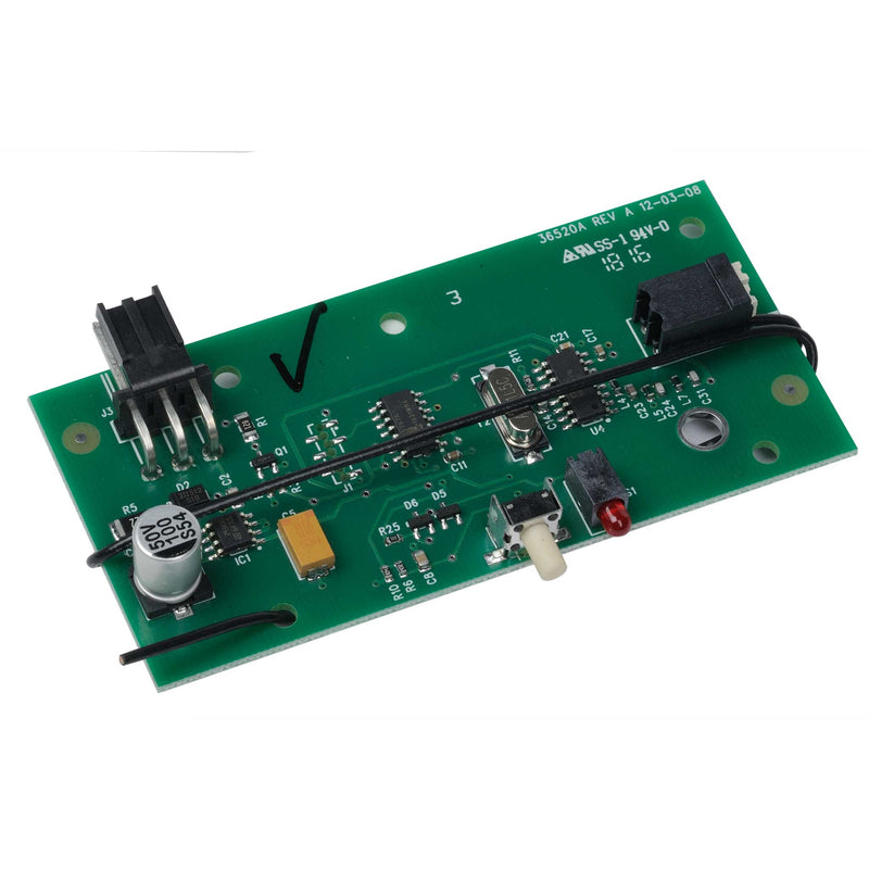 Intellicode Receiver Board For Ac Screw Drive Garage Door