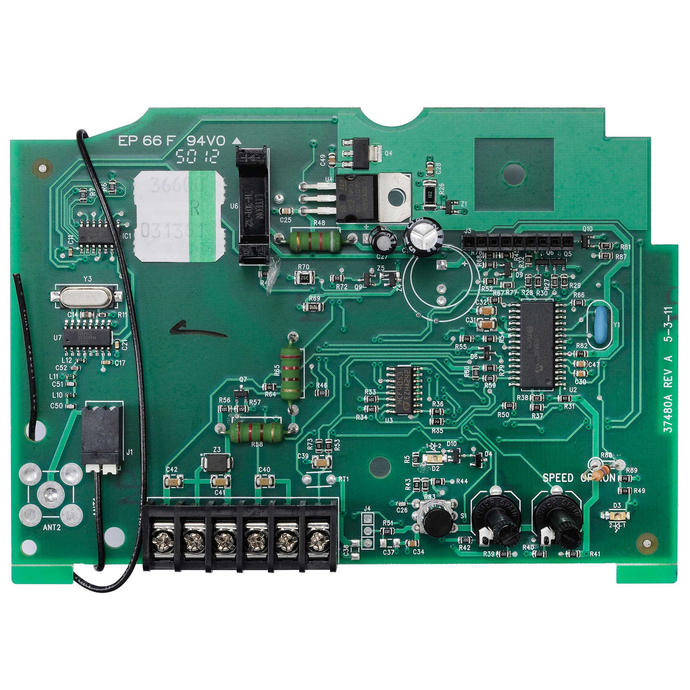 Genie Control Board 36600rs The Company Circuit Parts Service