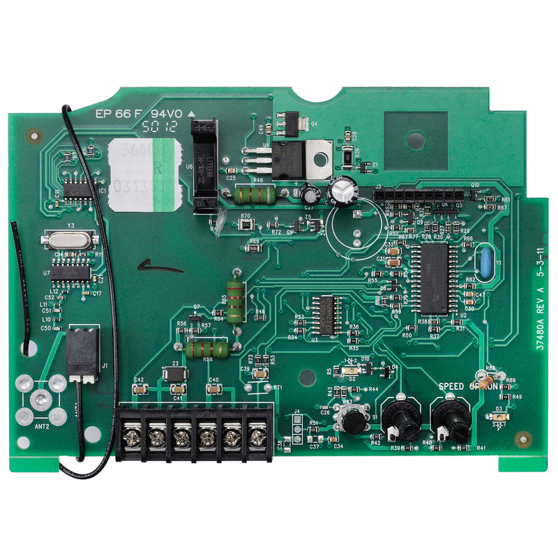 Control Board  36600R.S ,  Service Parts - The Genie Company
