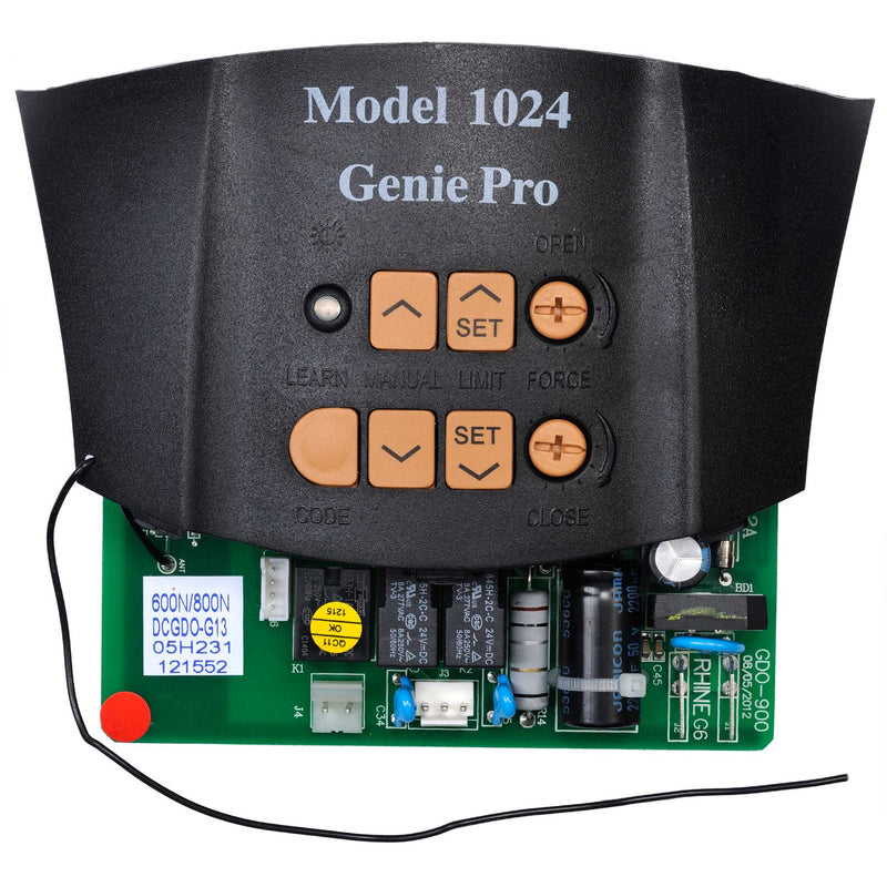 Genie Circuit Board 1022 1024 1042 37028e S The