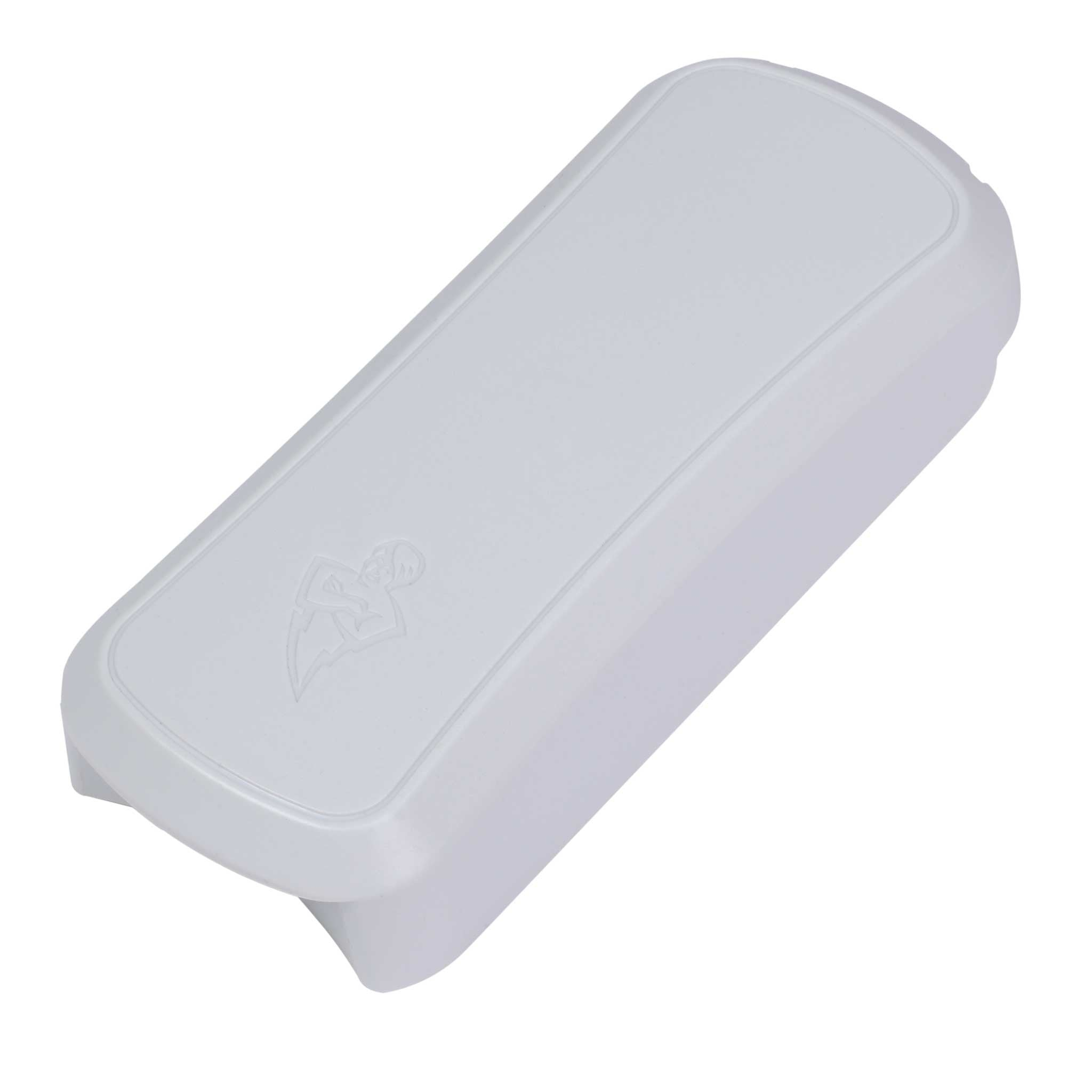 White Flip-Up Cover for Wireless Keyless Entry Pad (Cover Only)