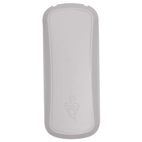 Gray Flip-Up Cover for Wireless Keyless Entry Pad (Cover Only)