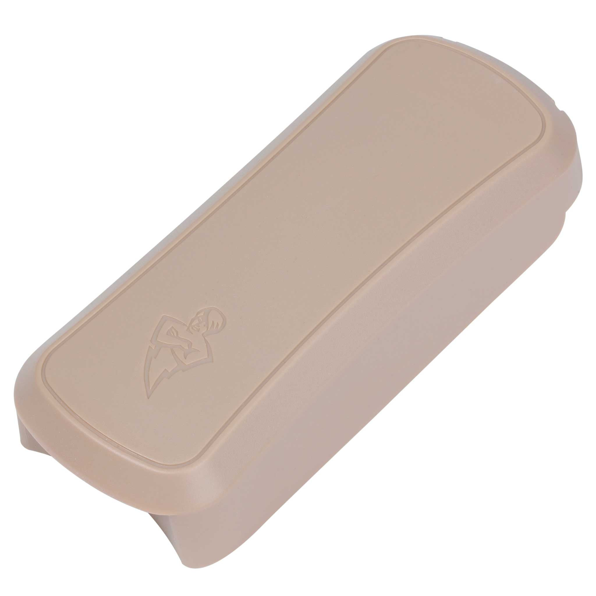 Tan Flip-Up Cover for Wireless Keyless Entry Pad (Cover Only)