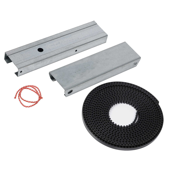 Extension Kit (to 8') for 3 Piece, Belt Drive C-Channel Rails