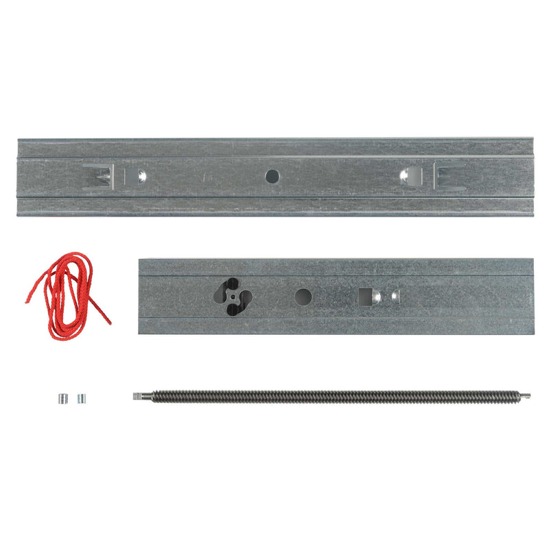 Genie Extension Kit (EKSC) to fit  8' high garage doors. Works on 3 Piece Screw Drive C-Channel Rails for models 2562, 3062, and 4062.
