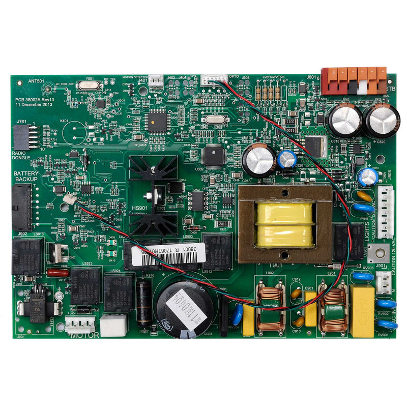 Circuit Board  38874R2.S ,  Service Parts - The Genie Company