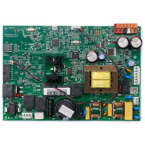 Circuit Board Assembly (Single or Dual Encoder Mdls 3022/3042/3024/3024H)