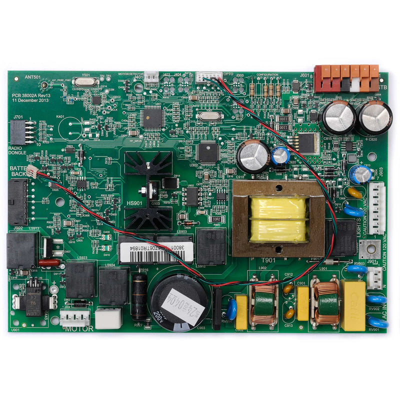 Circuit Board Assembly  38874R3.S ,  Service Parts - The Genie Company