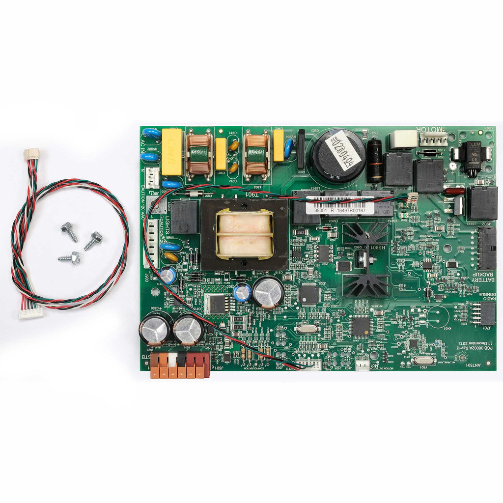 Circuit Board 38874R4.S Compatible with Genie garage door opener models 4024, 4042