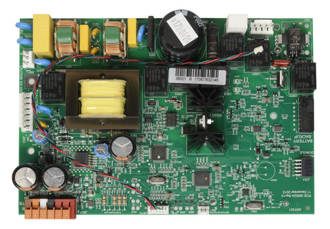 Circuit Board and Series II Wall Console (2562, 2564, 2568) 39057R.S