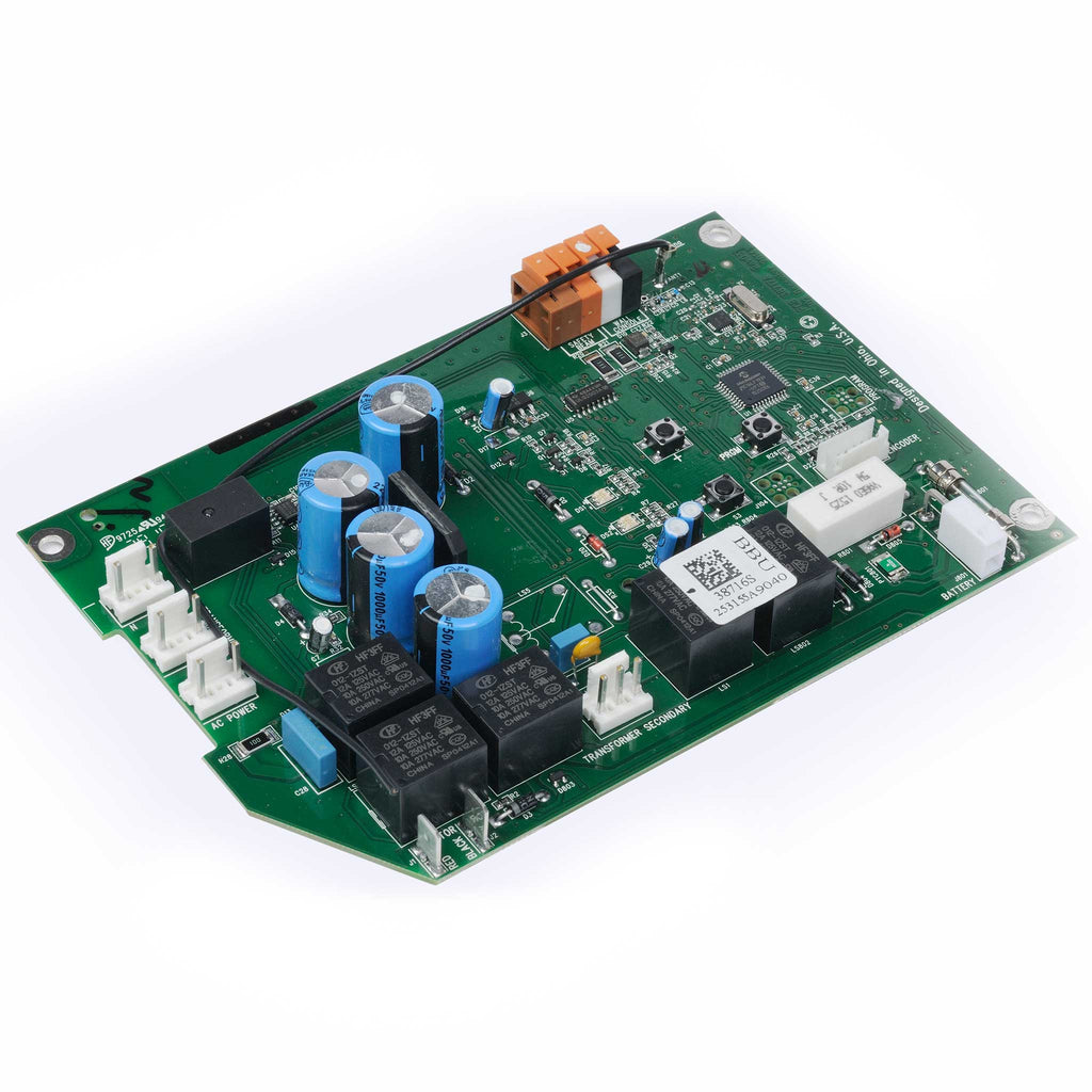 Circuit Board Assembly Dual Bulb Bbu Capable For 3020h