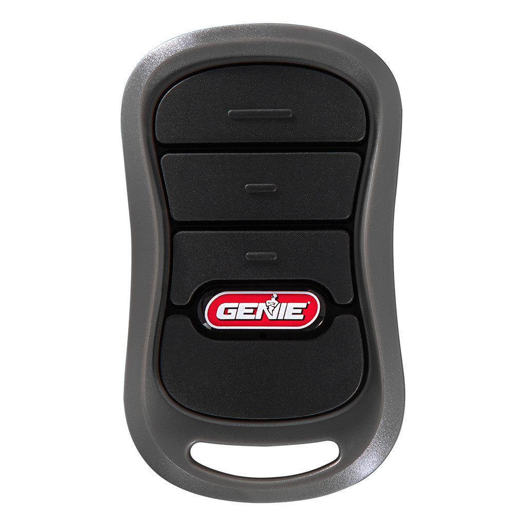 Genie G3T-R 3-button intellicode garage door opener remote.