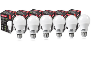 Genie LED Light bulbs eliminate radio frequency interference in your garage