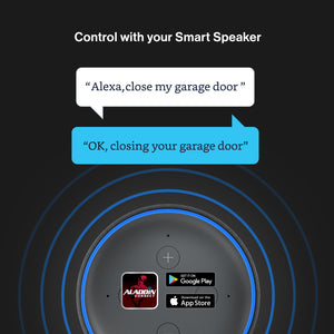 Aladdin Connect®Smartphone Enabled Garage Door Controller (Retrofit-Kit)