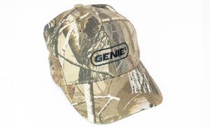 Realtree camo cap with The Genie Company Brand Logo