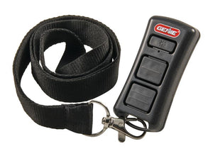 GL2T-BX 2-Button LED Flashlight Remote (2 Pack) ,  Bundle - The Genie Company