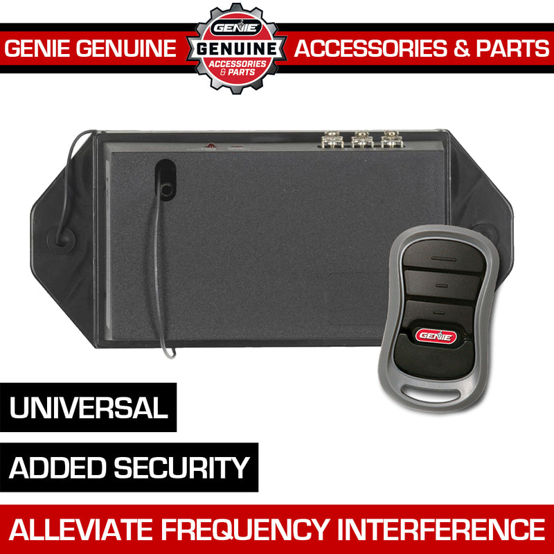 Universal Garage Door Opener Remote Upgrade Conversion