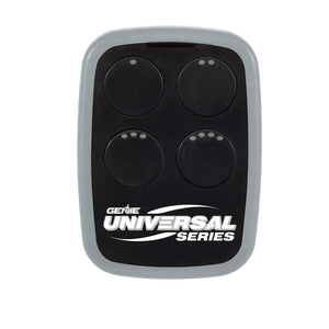 Genie universal garage door opener remote compatible with all major brands