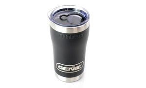 Genie Stainless Steel 20 oz Vacuum Insulated Tumbler with Lid by Mammoth