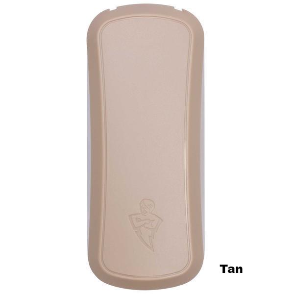 Tan Flip-Up Cover for GK-R Wireless Keyless Entry Pad (Cover Only)