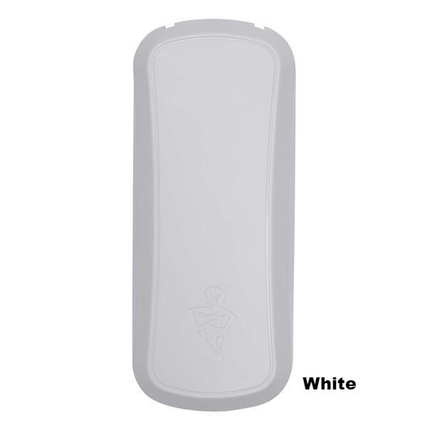 White Flip-Up Cover for GK-R Wireless Keyless Entry Pad (Cover Only)