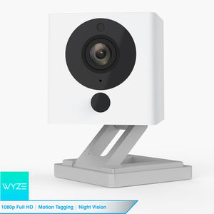 Wyze cam 1080p HD is a great addition to make any garage a smart garage