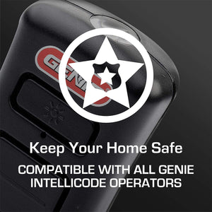 Genie flashlight remote will keep your home safe with Intellicode technology