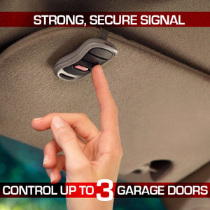 G3T-R, three button Genie garage door opener remote