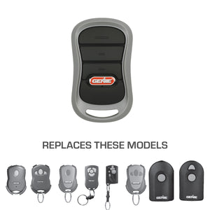 Genie new G3T-R garage door opener remote replaces old style remotes
