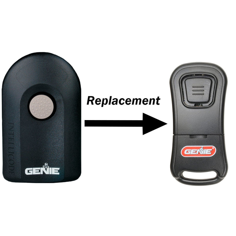 Acsctg Type 1 Replacement 1 Button Remote By Genie The
