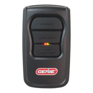 GM3T-R 3-Button Genie Master® Remote works for garage door openers and gates