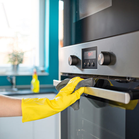Oven Cleaning (+$30)