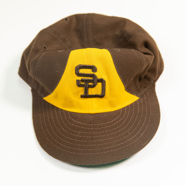 Willie McCovey San Diego Padres Game Worn Hat