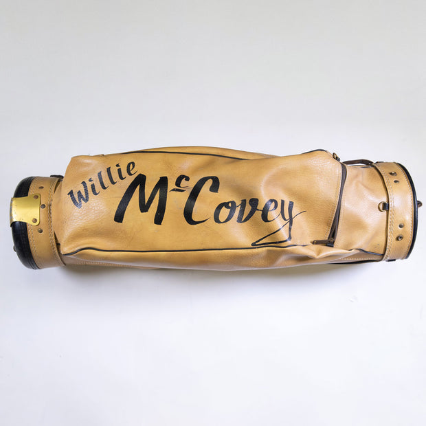 Willie McCovey Personal Golf Bag